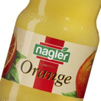 Produktbild Nagler Gourmet Orange Fruchtsaft 100%