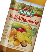 Produktbild Nagler Multivitaminsaft Fruchtsaft 100%