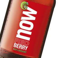 Produktbild Lammsbräu NOW Bio Red Berry